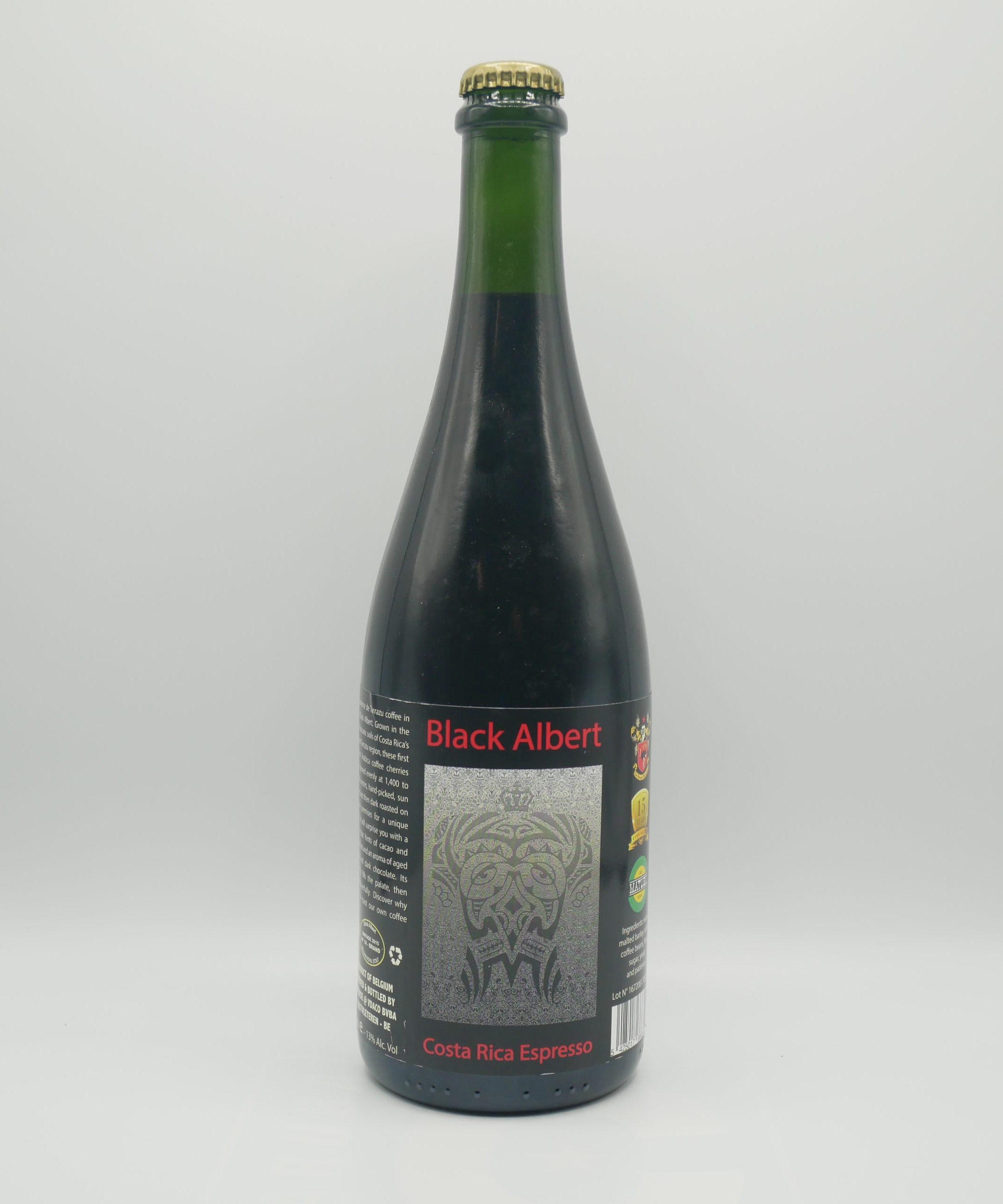 Image Black Albert Costa Rica Espresso 75cl