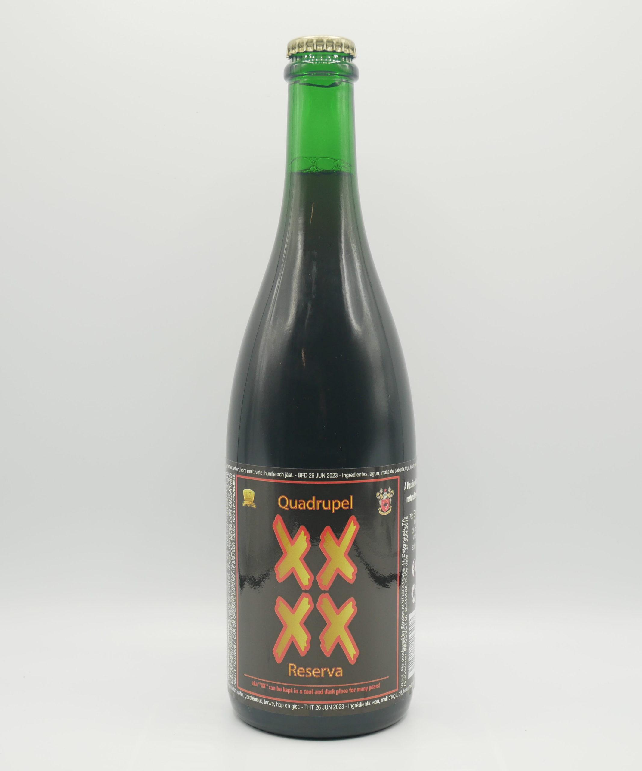 Image Xxxx Reserva Rum 75cl