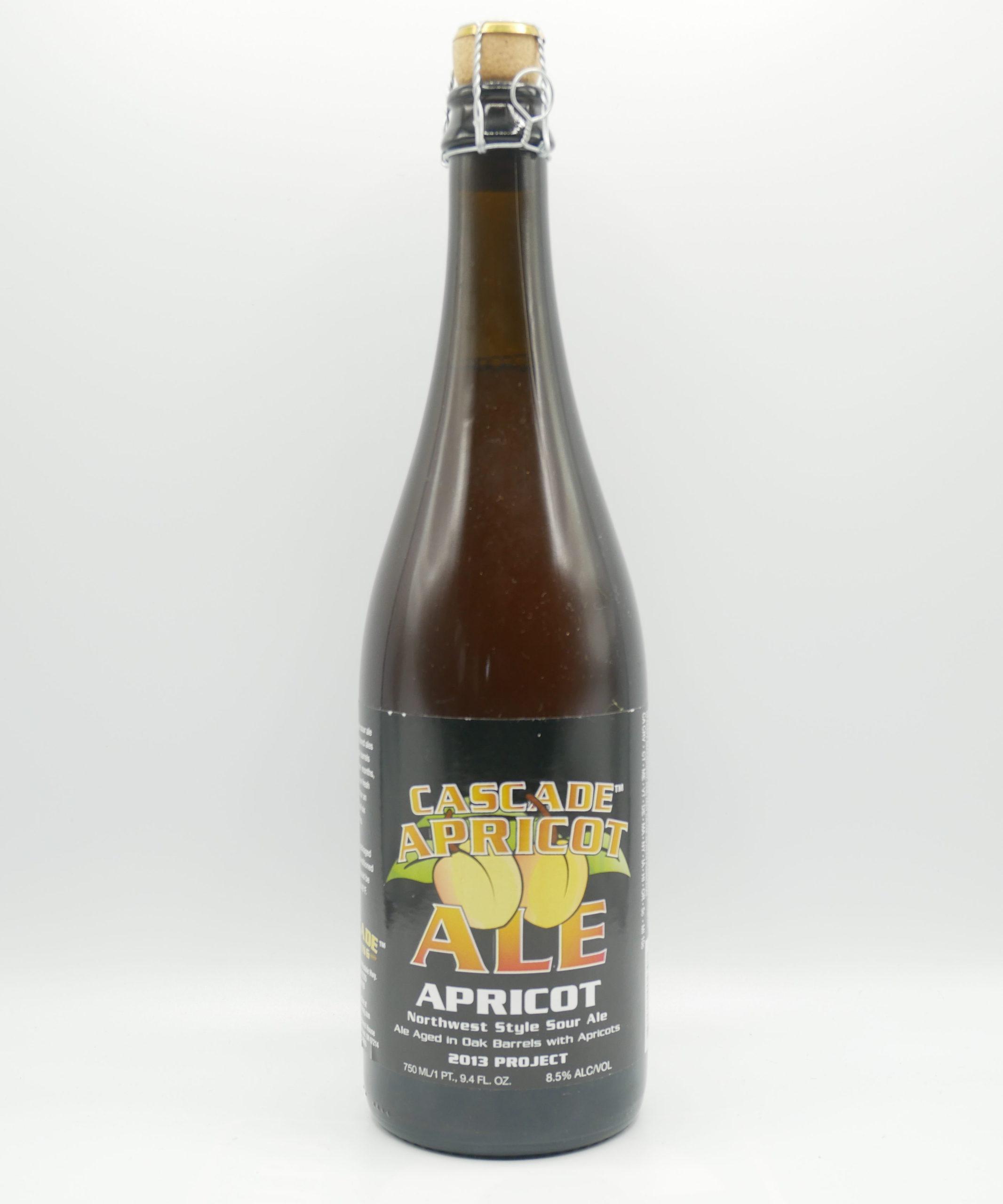Image Cascade Apricot 2013 vintage