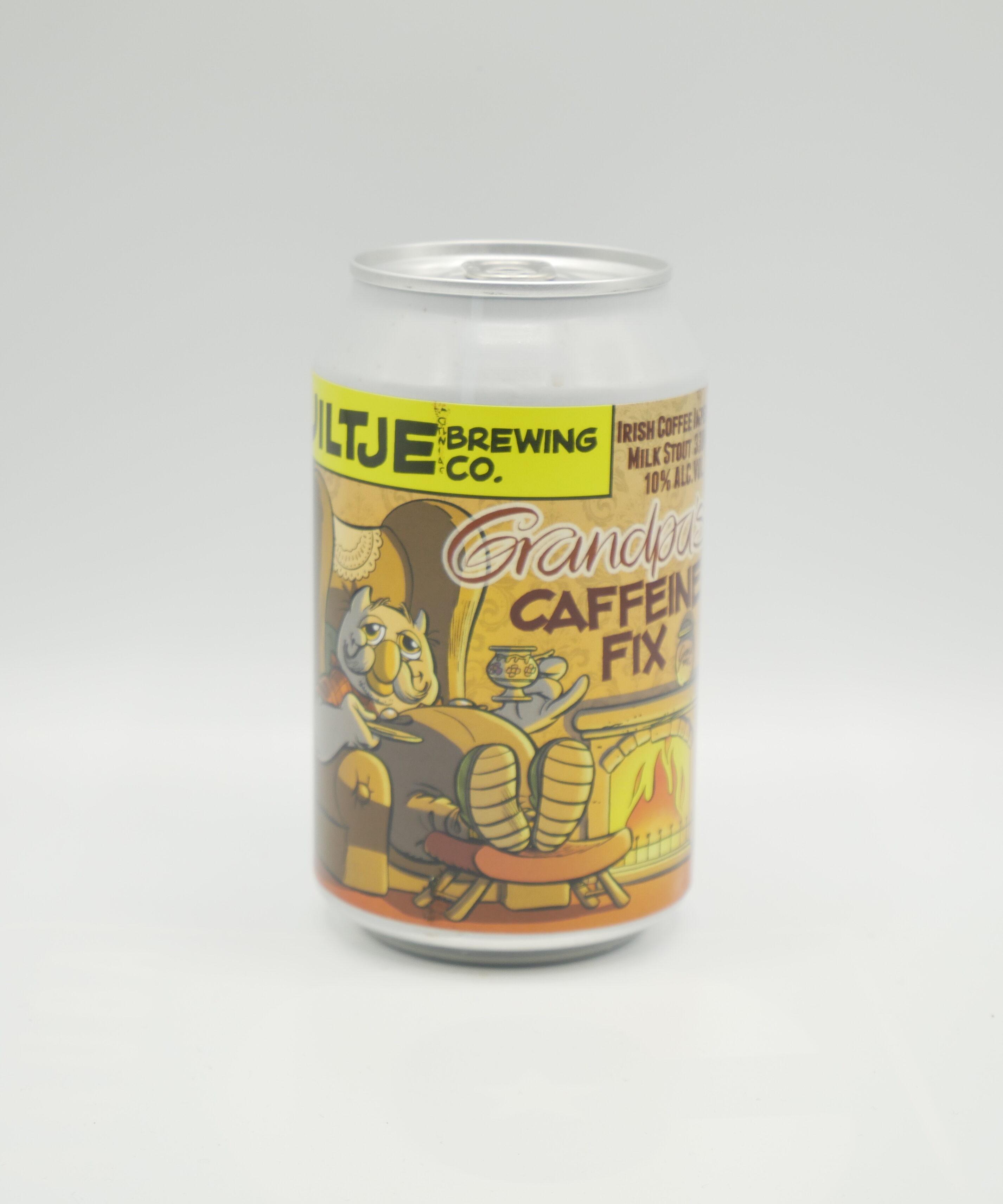 Image Uiltje Grandpa's Caffeine Fix