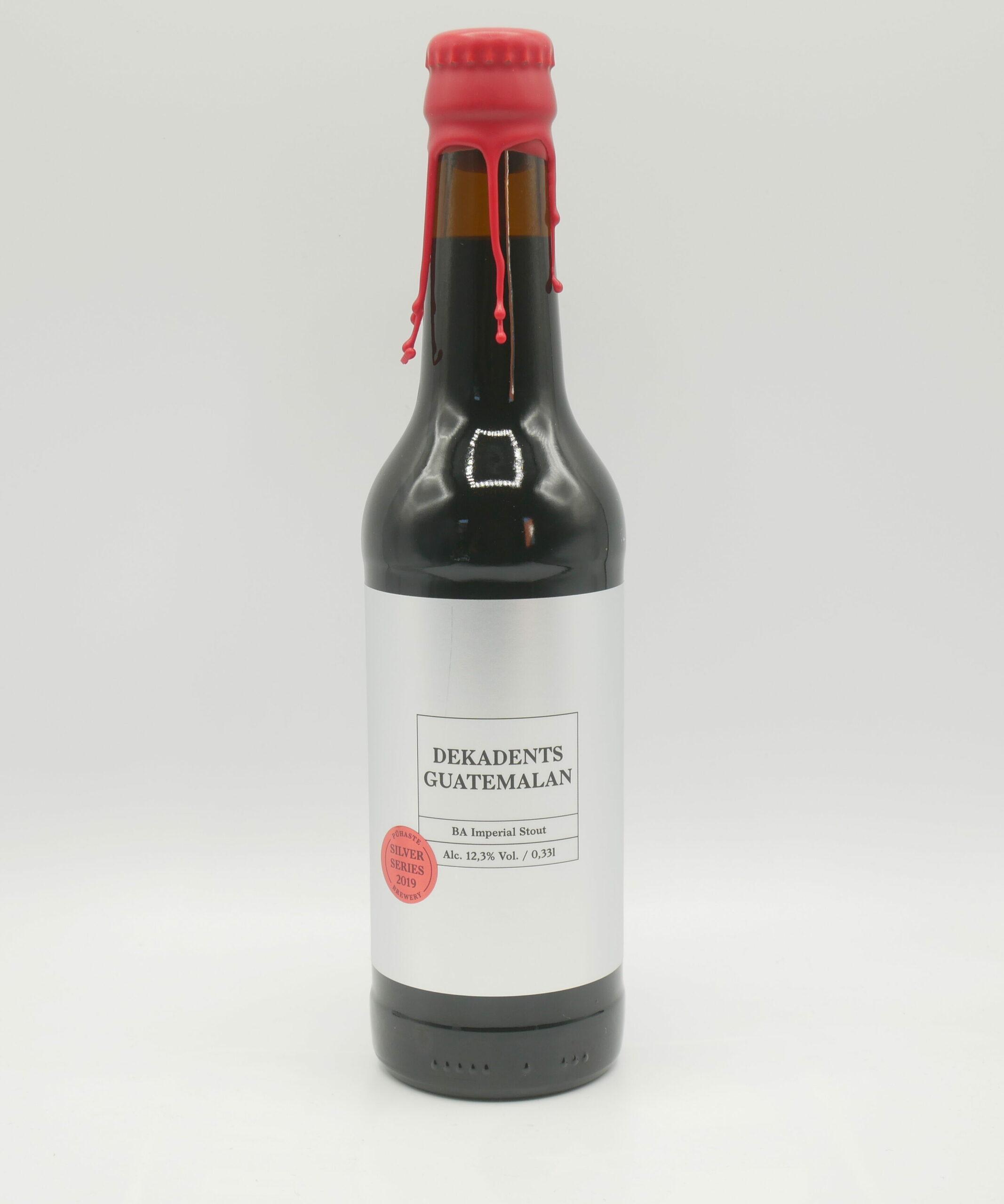 Image Dekadents Guatemalan Rum Ba