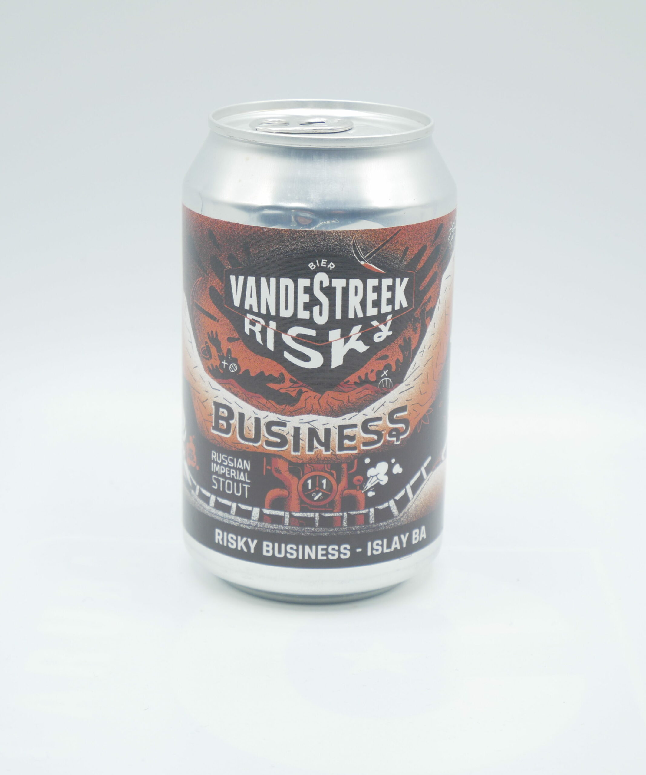 Image Vandestreek Risky business Islay Ba Can