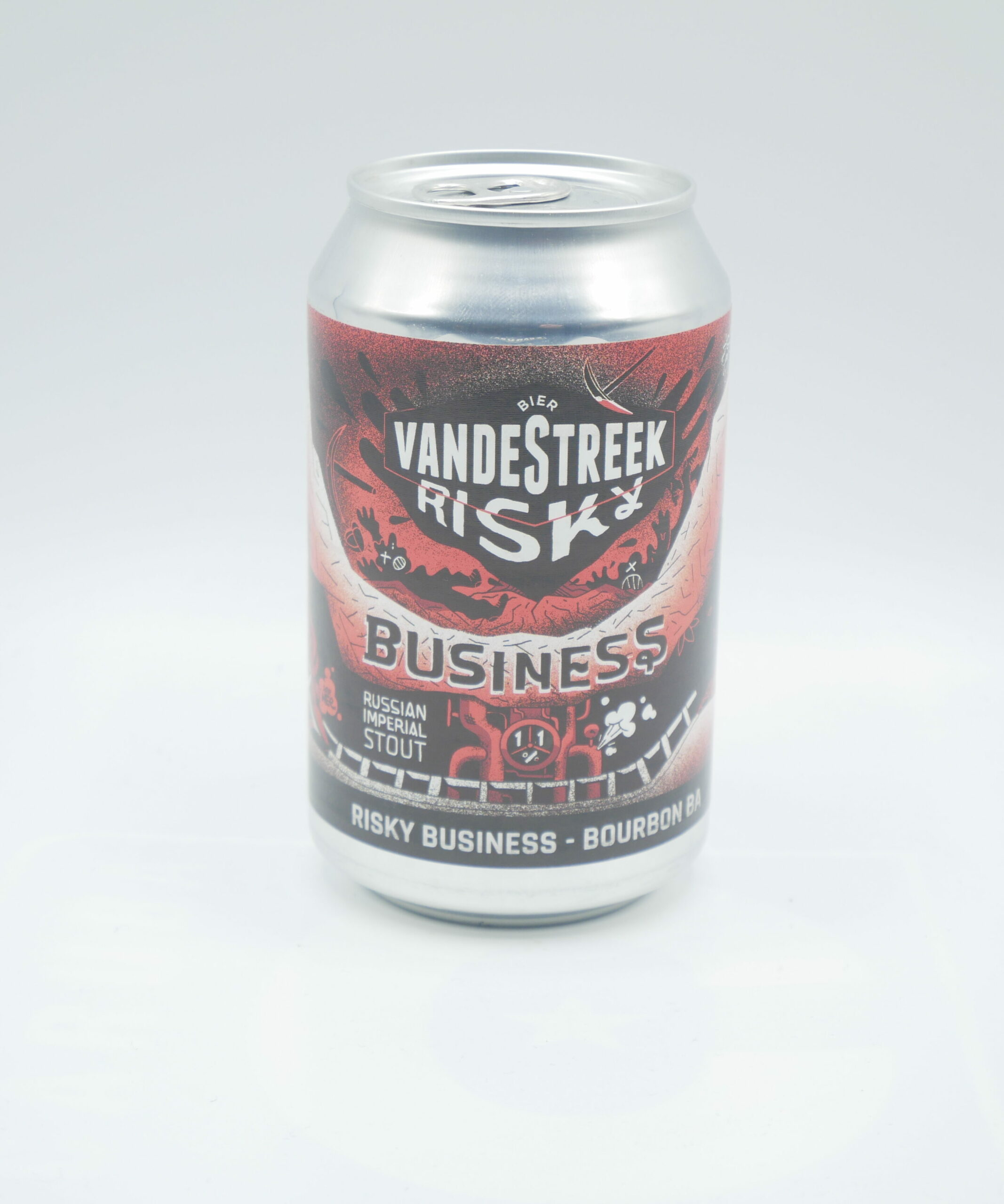 Image Vandestreek Risky business Bourbon Ba can
