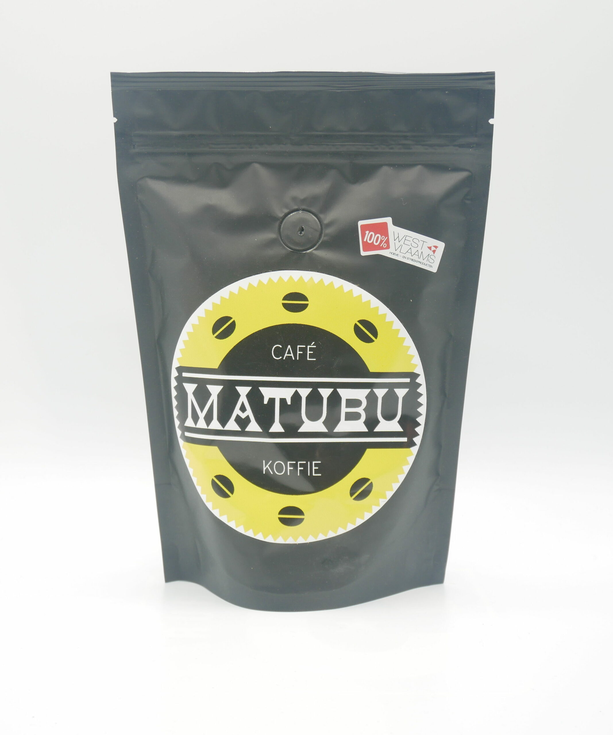 Image Matubu Coffee Black Albert Blend