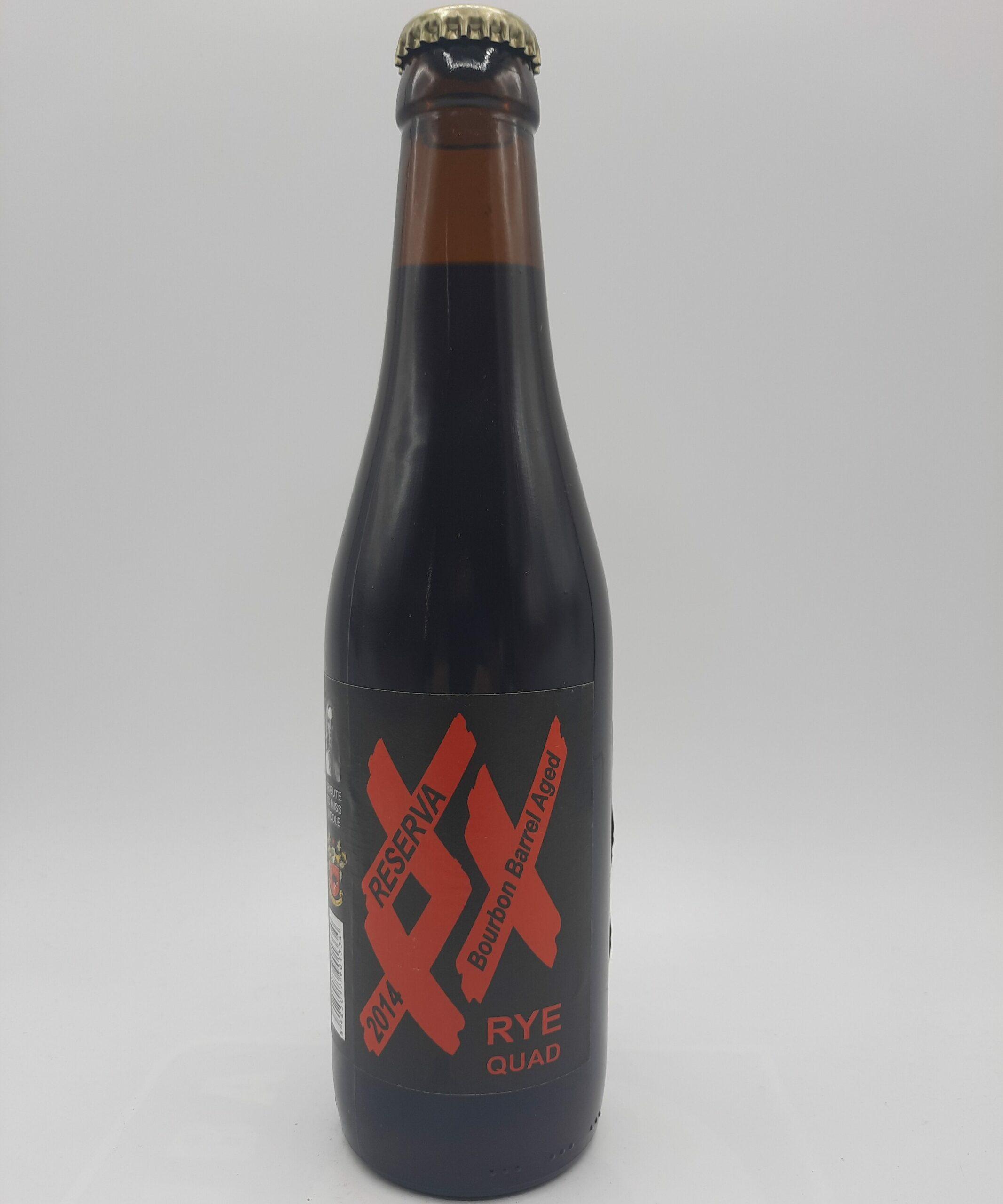 Image XXX Rye Quad Bourbon BA 2014