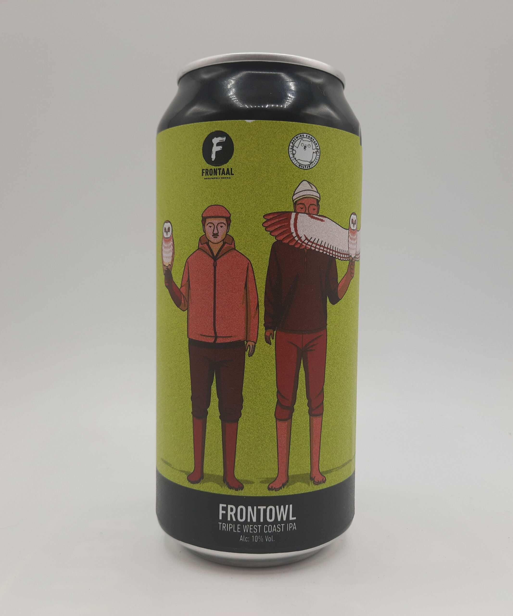 Image Frontowl triple west coast ipa