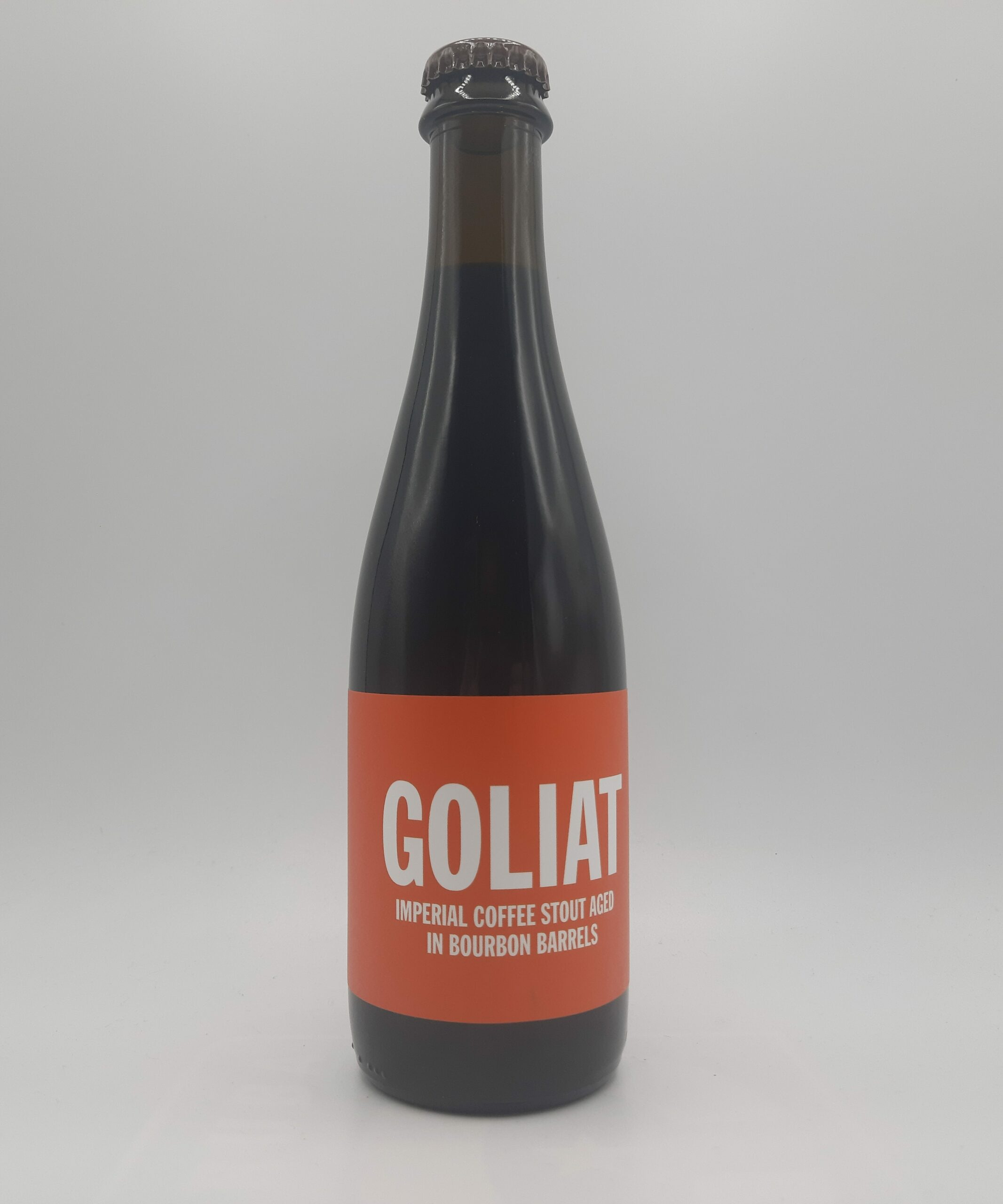 Img To Øl Goliath Coffee stout Bourbon Ba