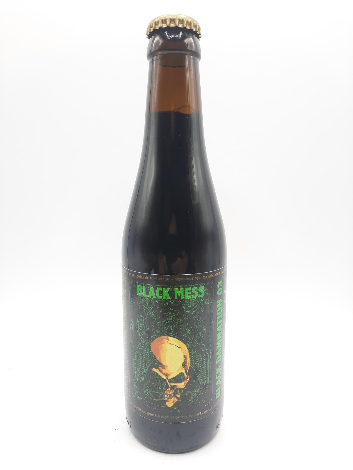 Image Black Damnation 3 Black Mes