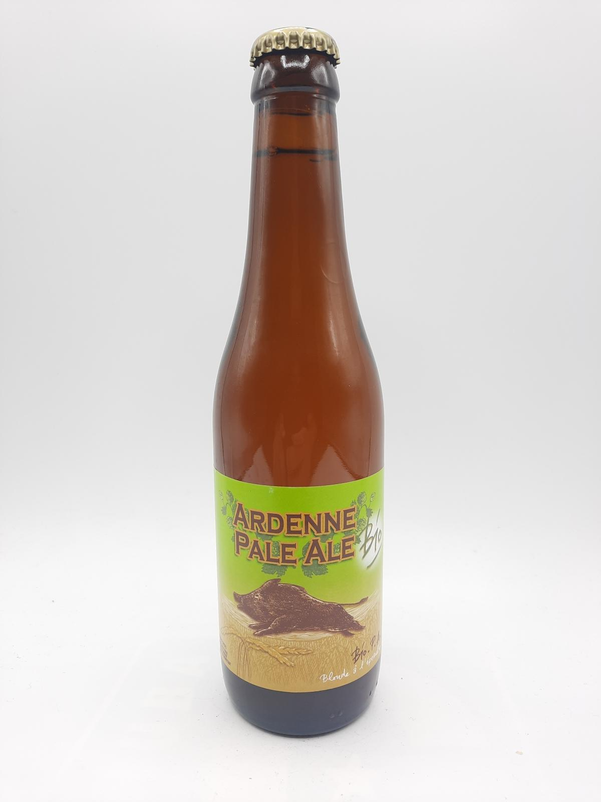 Img Ardenne Pale Ale Bio