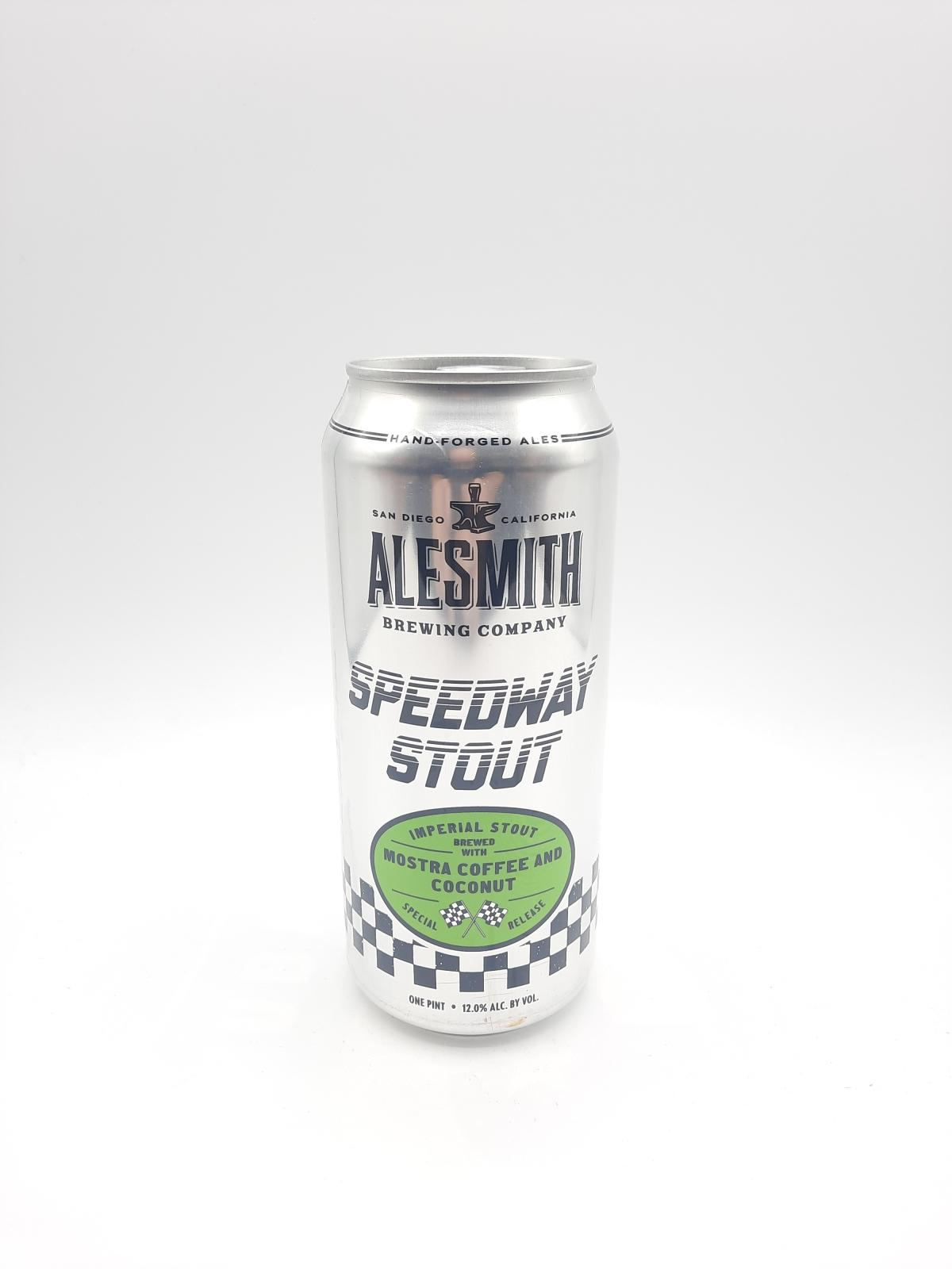 Image Speedway stout Mostra Coffee, Coconut