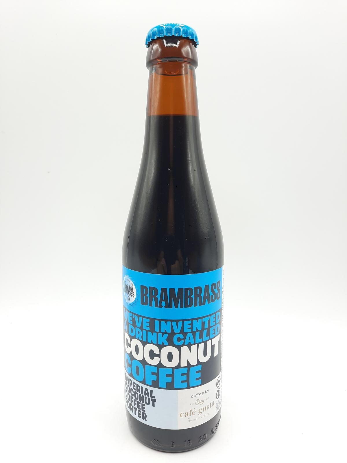 Img We Ve Invented A Drink Called Coconut Coffee