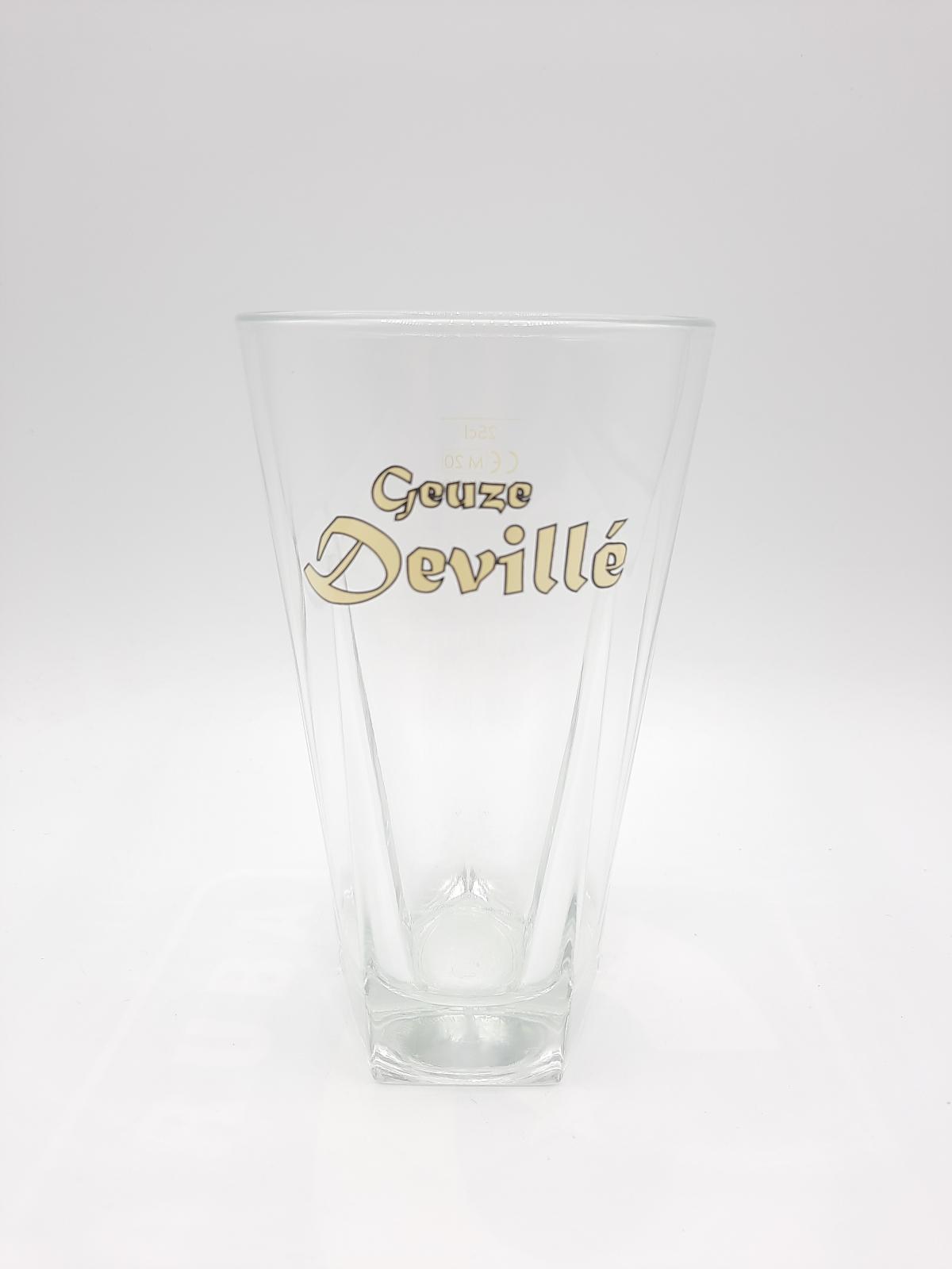 Image Oude Geuze Deville Glas