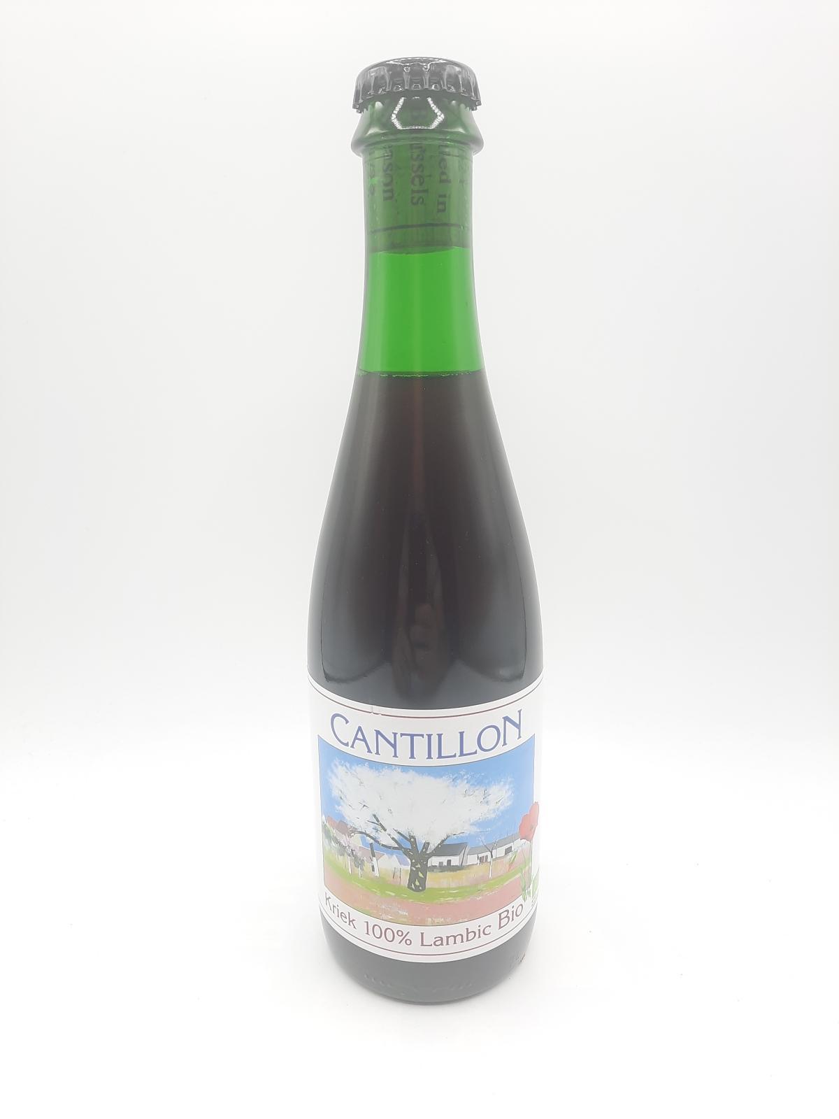 Image Cantillon kriek 37.5cl