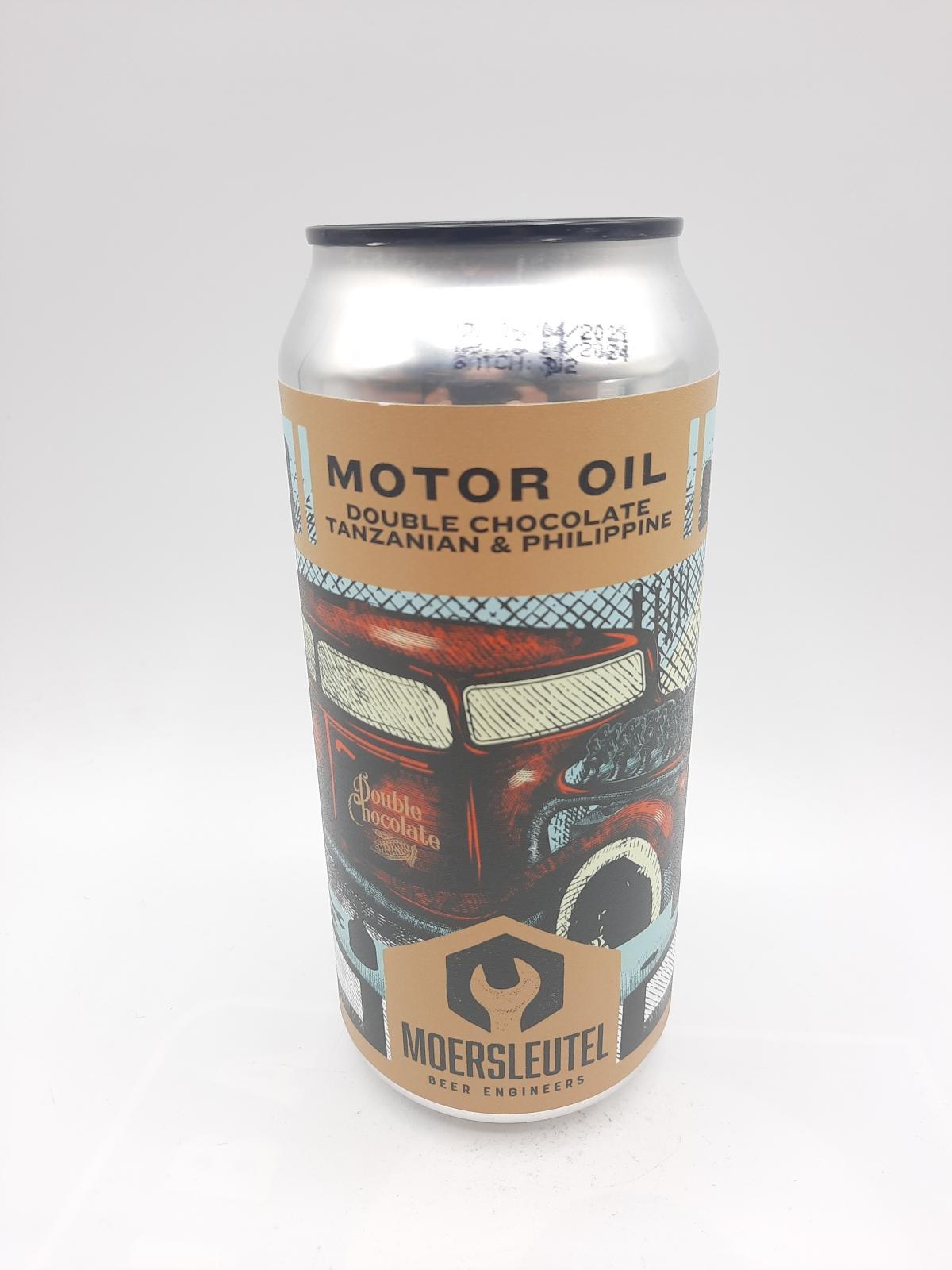 Image Motor Oil Double Chocolate