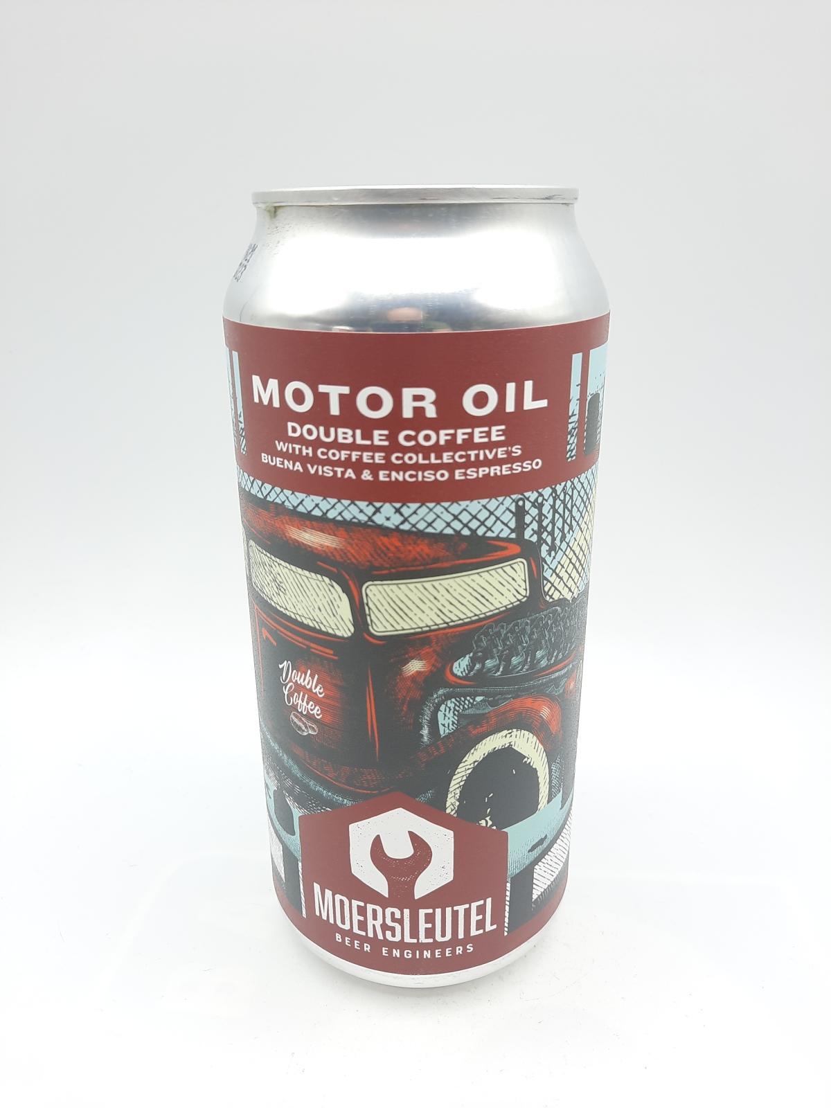 Image Motor Oil Double Coffee
