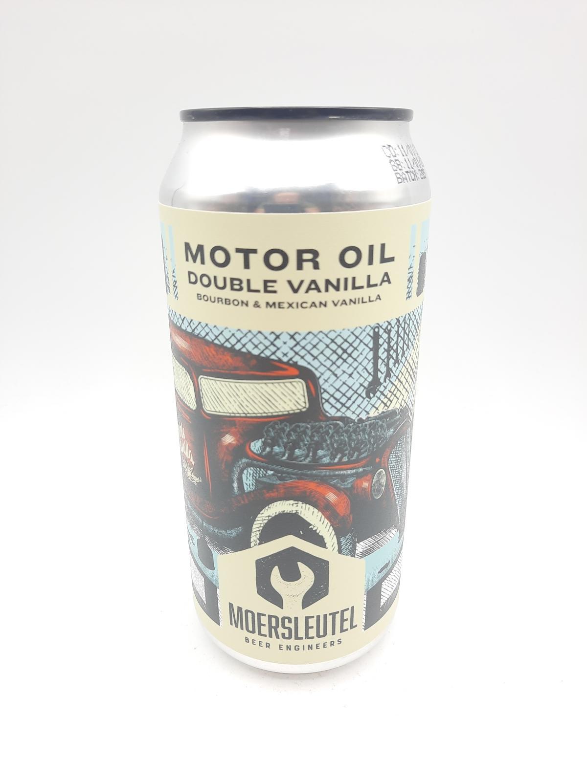 Image Motor Oil Double Vanilla