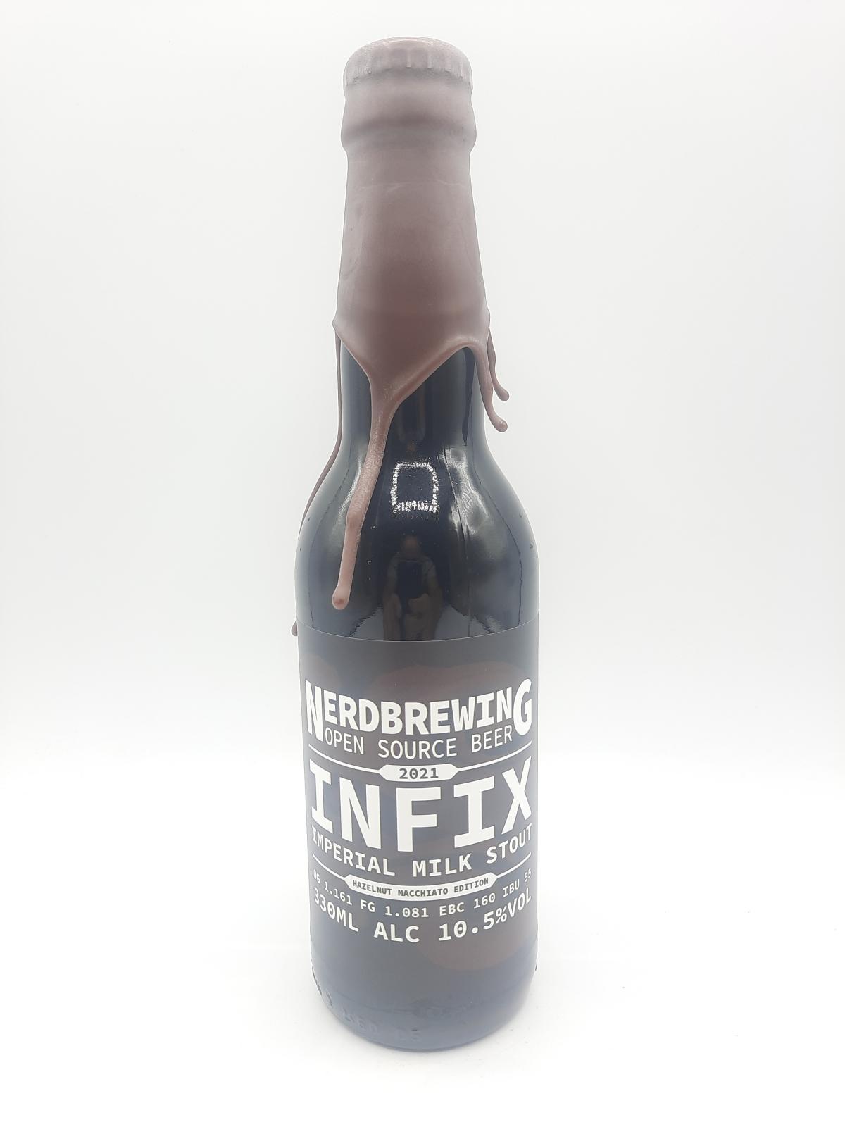 Img Infix Imperial Milk Stout Hazelnut Machiato Edition